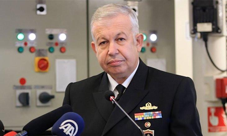 Rear admiral who resigned after Erdoğan's demotion says he was set up in 'Gülen-like plot'
