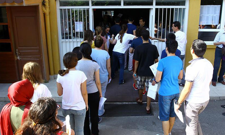 Istanbul to hold socially distanced, masked and disinfected entrance exams for high schools