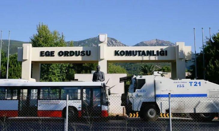 Aegean Army commander's aide detained over suspected Gülen ties