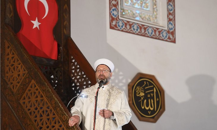 Turkish prosecutors say no need to start investigation into top cleric's homophobic remarks