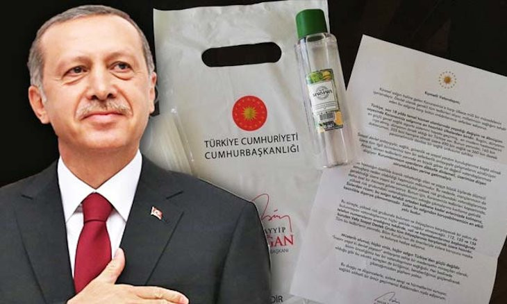Education authority warns teachers for refusing to distribute COVID-19 aid bags with Erdoğan's signature