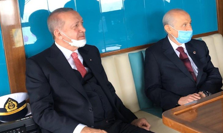 'Erdoğan carries the drum, Bahçeli plays it'