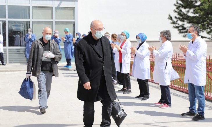 Turkey's coronavirus death toll rises by 28 to 4,199, with new 1,022 cases
