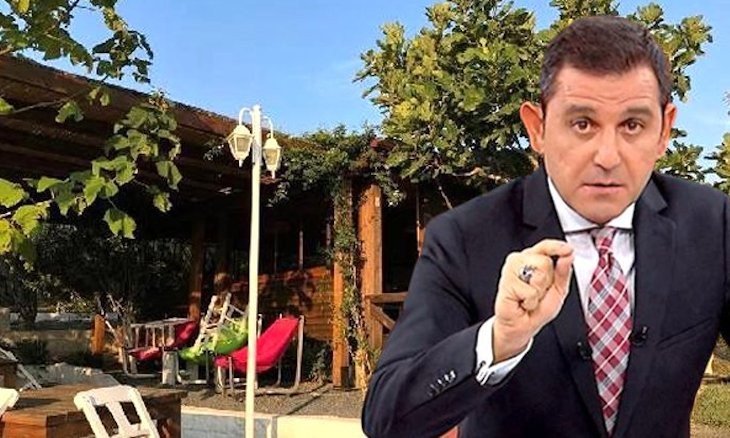 Turkish anchorman slams pro-gov't outlet's allegations of illegal construction on his property