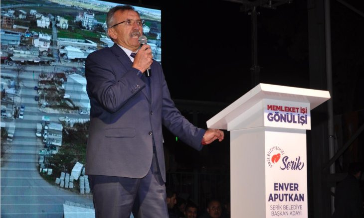 AKP mayor criticizes culture minister over failure to investigate alleged bribery, walks out of meeting