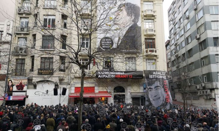 Hrant Dink Foundation receives death threat