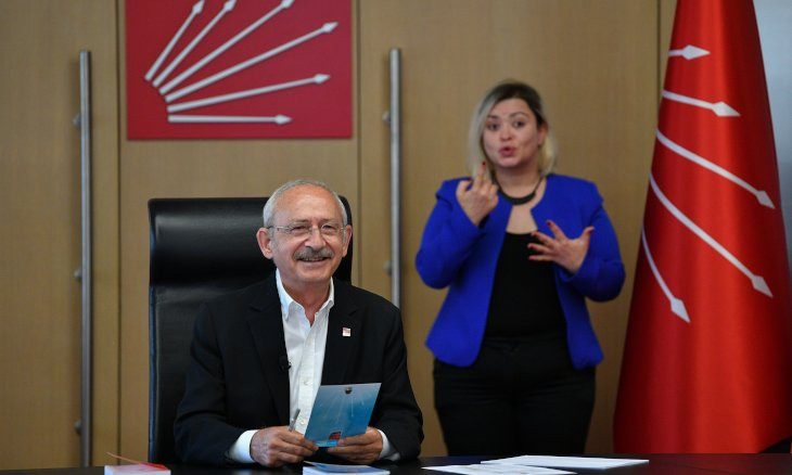CHP leader believes people will bring those advocating democracy to power in next elections