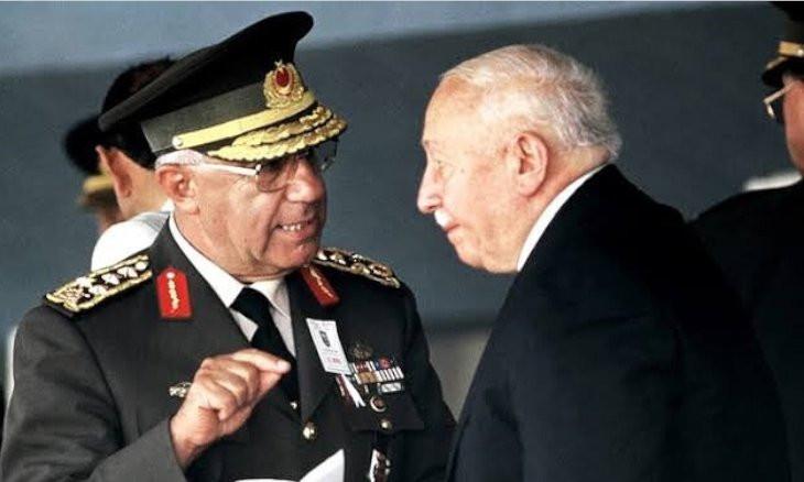 İsmail Hakkı Karadayı, general of 'post-modern coup,' dies at 88