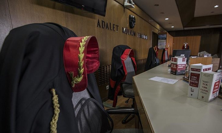 Turkish court finds inconsistency in accusing man of being a member of 4 'terrorist organizations'