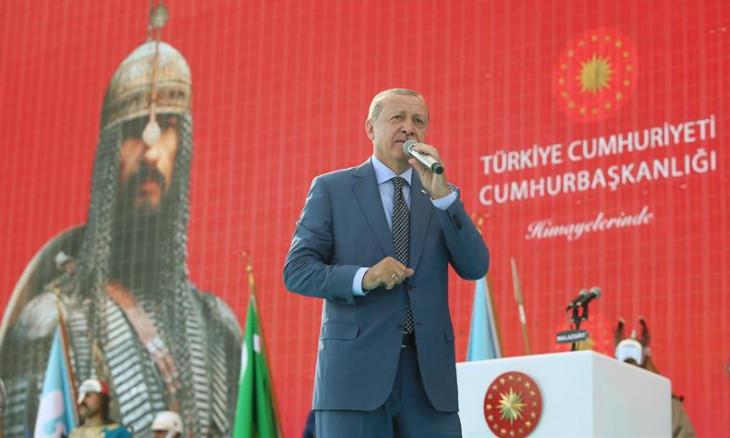 Turkish gov't spends 46 million TL on park memorializing the iconic Battle of Manzikert