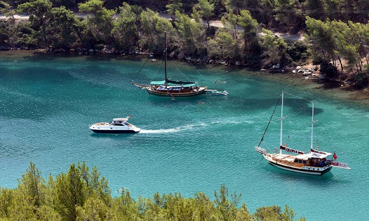 Turkey to lift COVID-19 bans on commercial yachts, sailboats in its waters
