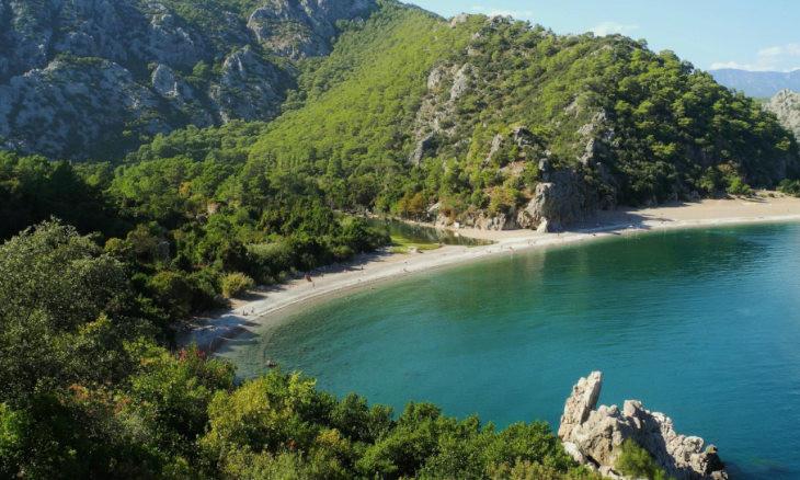 Plans to develop area around ancient Mediterranean village of Olympos recieve opposition