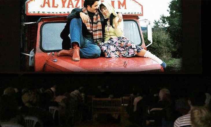 Could Turkey's cities bring back the open-air movie theater during the COVID-19 pandemic?