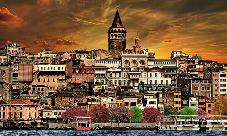 Good from far, far from good: The story of Beyoğlu
