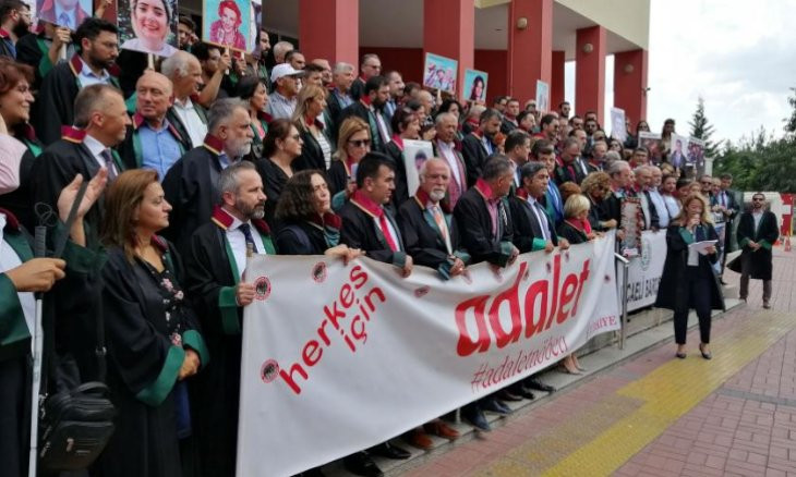 Turkish bar associations unite against Erdoğan's plan to intervene in their election system