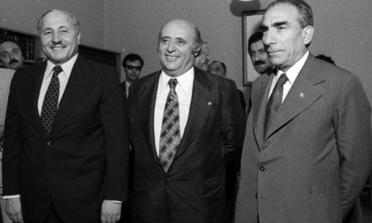 'The Turkish right suffered from the lack of an intellectual leader to promote their ideals'