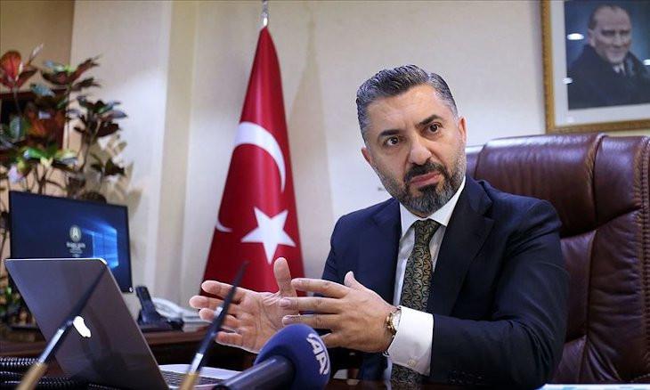 Turkey's media watchdog head backtracks on earlier remarks, says death threats on TV are 'unacceptable'