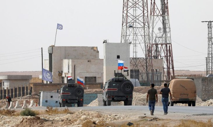 Russia 'boosts spending to form an Arab force in northern Syria'