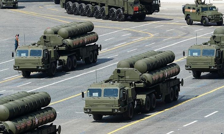 Turkey 'loyal to S-400 agreement with Russia'