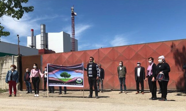 Biomass power plant in northern Turkey sealed weeks after court rules for closure
