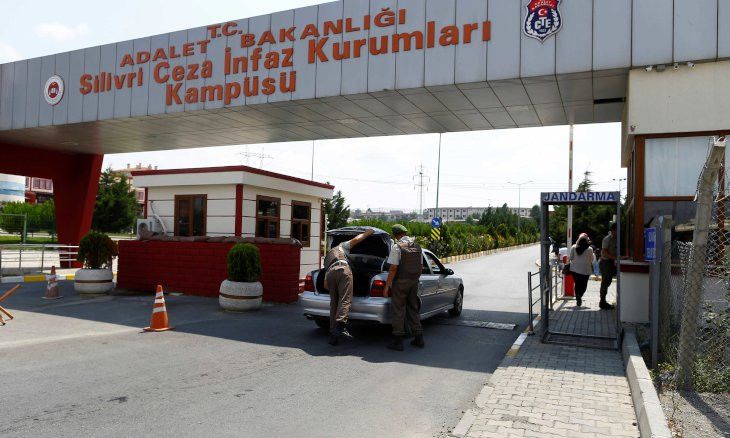Silivri Prison administration claims letters sent to inmates led to coronavirus