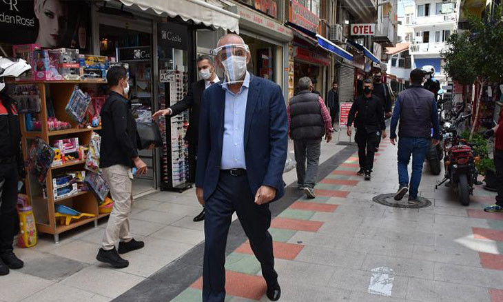 COVID-19 pandemic 'out of control in Turkey'