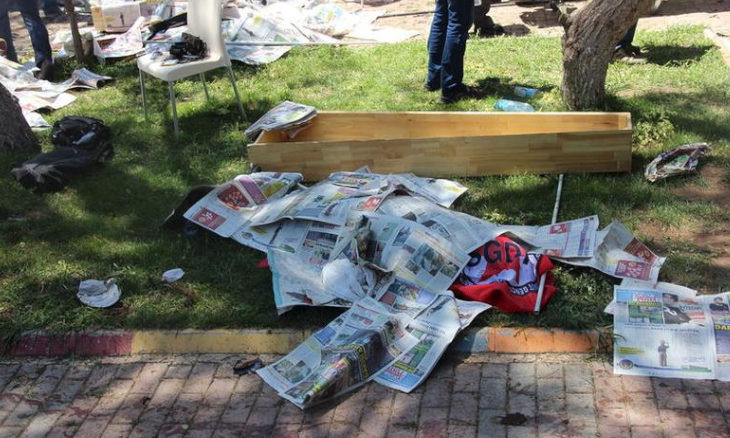 Surveillance footage of Suruç massacre believed to have been erased or concealed
