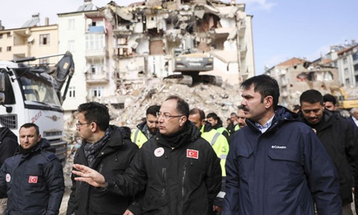 Tender awarded to AKP politician's company to photograph earthquake damage in Elazığ