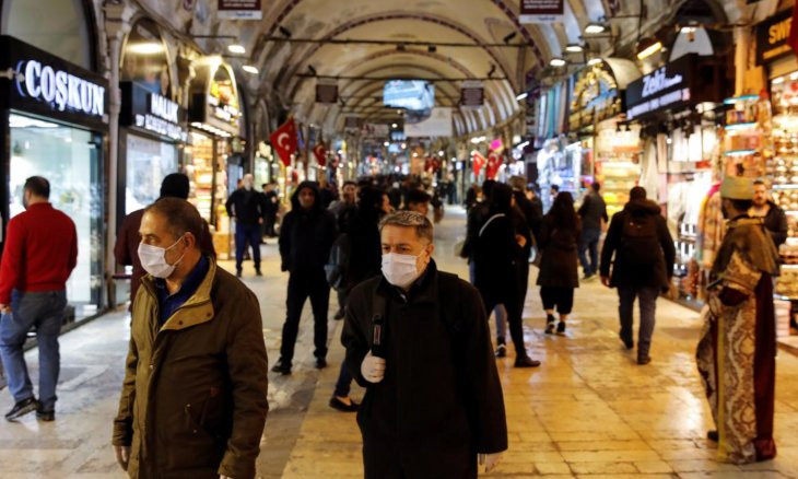 Turkey to celebrate Eid al-Fitr under curfew