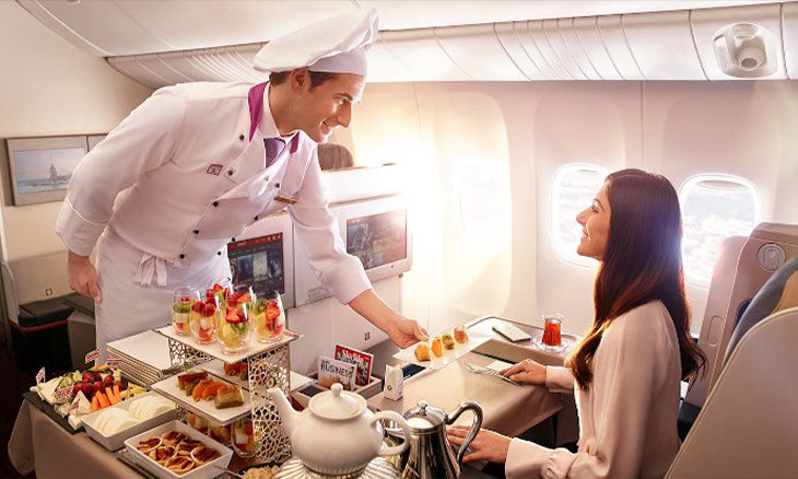The time of the flying cook is over for Turkish Airlines