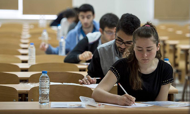 Turkish education union protests moving up national examinations despite COVID-19 threat