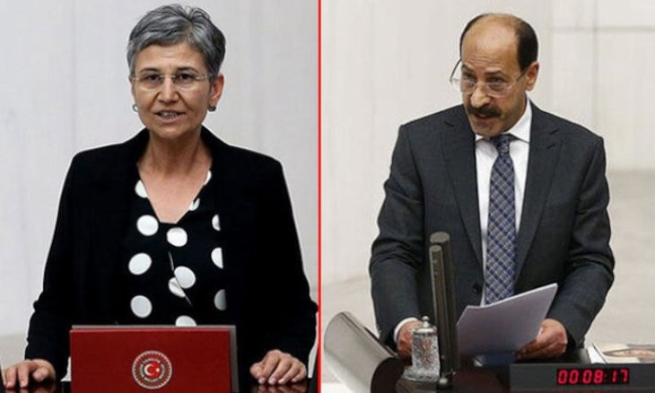HDP applies to Constitutional Court for parliament to reverse its decision to expel Güven, Farisoğulları
