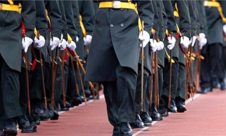 Over 4,500 personnel dismissed from Turkish military since lifting of emergency rule