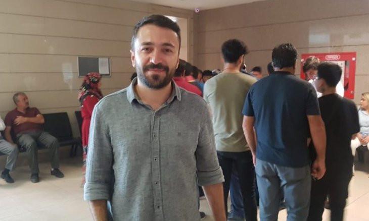 Turkish court arrests Voice of America reporter Arif Aslan