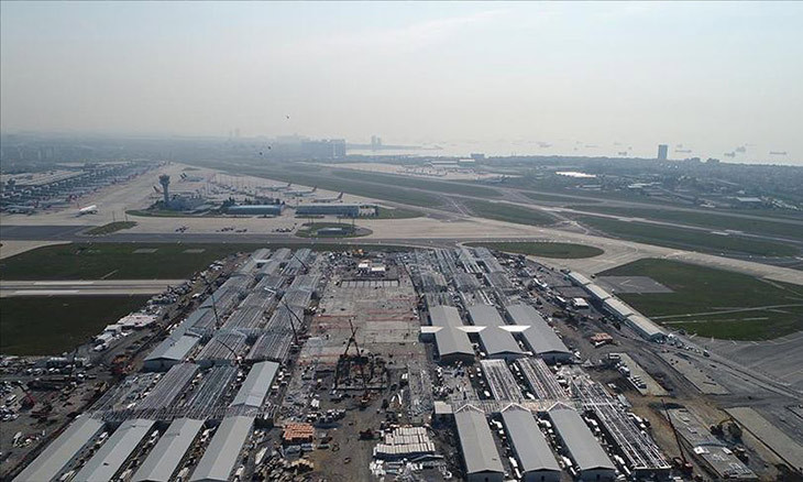 Turkish transport minister refutes claims of damage in out-of-use Istanbul airport