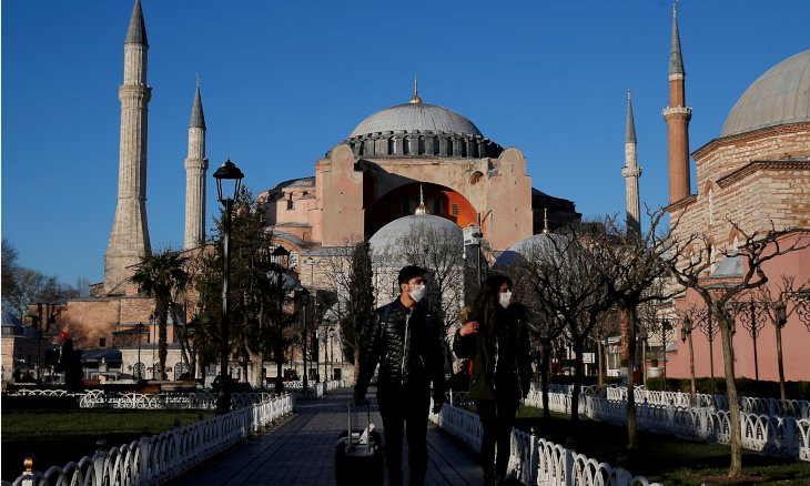 Turkish gov't 'planning to open Hagia Sophia to prayers on July 15' if Council of State gives green light