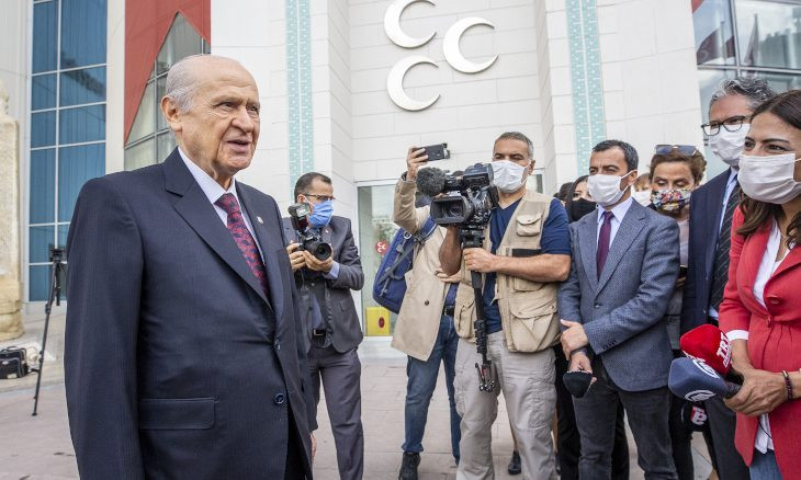 MHP leader's remarks on next elections bring fraud to mind, CHP deputy says