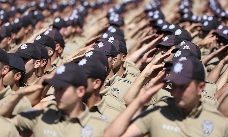Watchmen in Turkey to have authority to use force, weapons