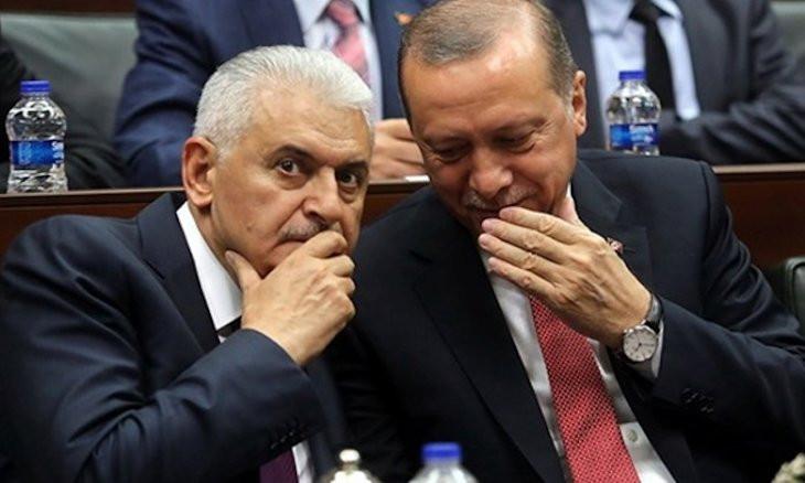 Former PM Binali Yıldırım 'wants to become vice president'