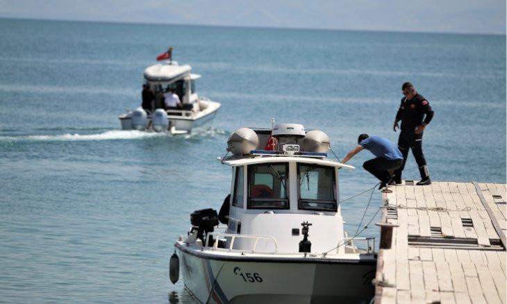 Migrant boat sinks in Turkey's Lake Van, five bodies recovered