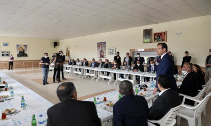 Istanbul Municipality to build cemevis, says Mayor İmamoğlu