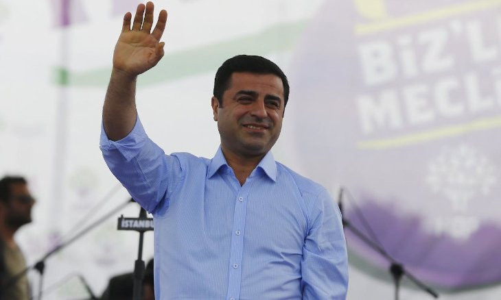 Demirtaş's rights were violated with lengthy imprisonment, Turkey's top court rules