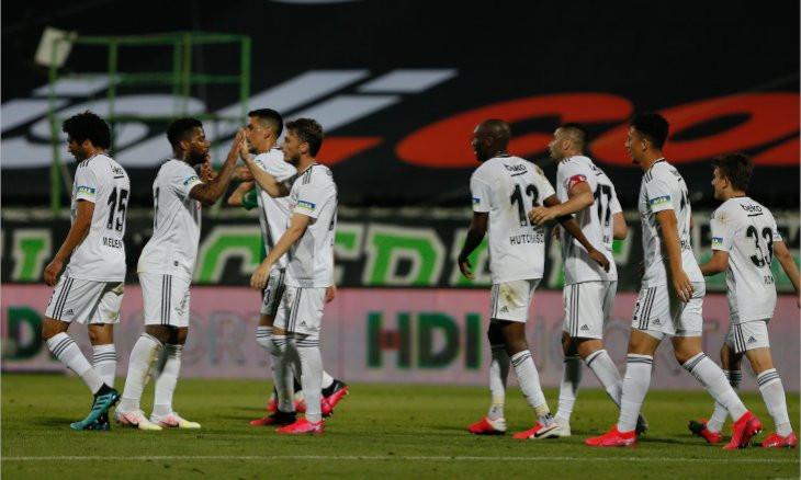 Two Beşiktaş players test positive for coronavirus