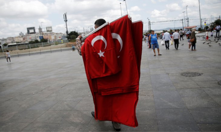Turkey ranks 150th among 163 countries in Global Peace Index