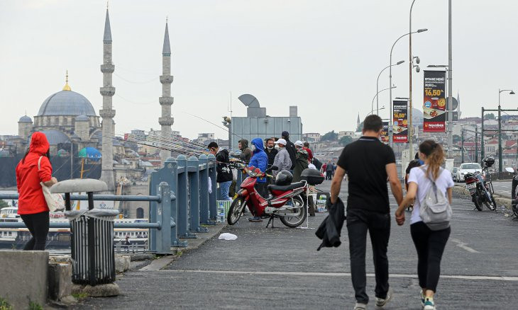 Face masks become mandatory in Istanbul, Ankara, Bursa in all public spaces