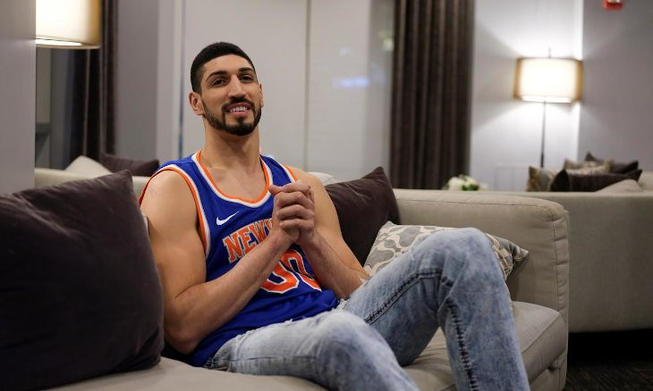 Turkish NBA player Enes Kanter's father acquitted of Gülen links