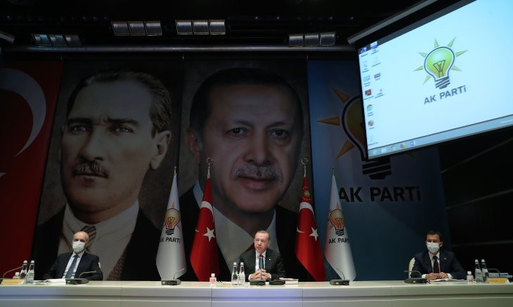 Erdoğan rules out early elections, says 'everyone should wait for 2023'