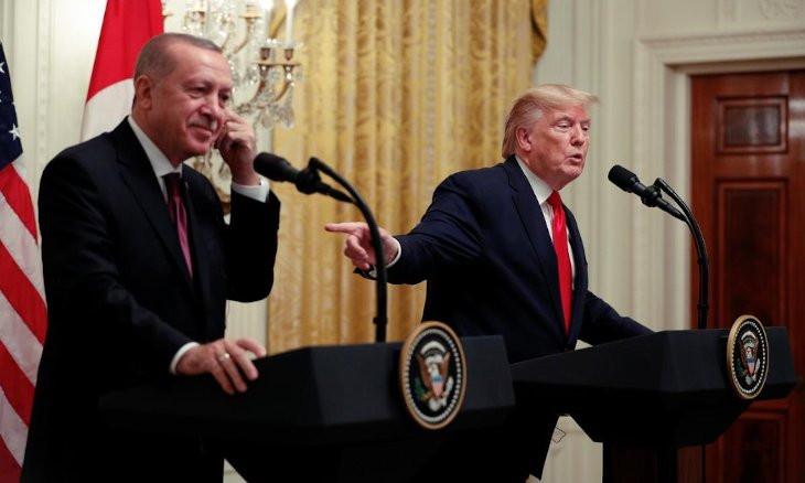 Turkey deems Bolton's book 'misleading, manipulative' on Erdoğan-Trump conversations