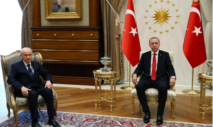 MHP calls on newly established Future and DEVA parties to join its alliance with ruling AKP