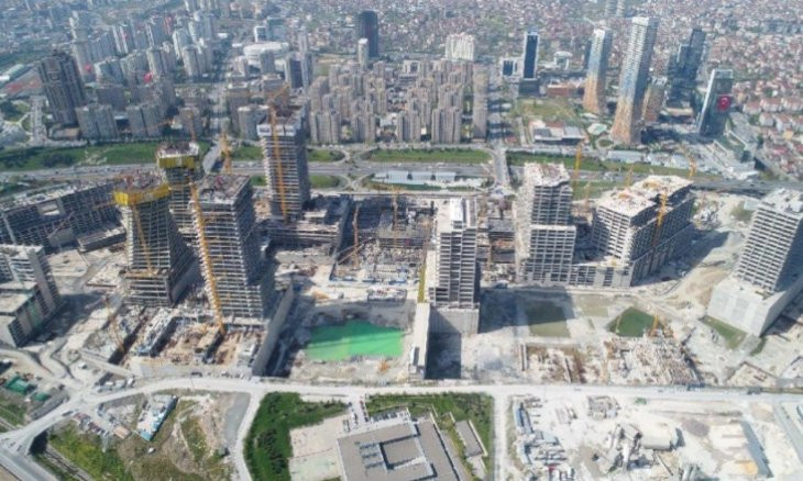 Istanbul Finance Center building project awarded to pro-gov't firm in closed-doors arrangement